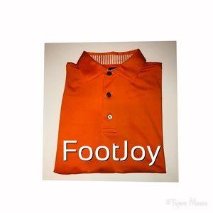 Men's Footjoy Golf Shirt Sz Large. NWOT